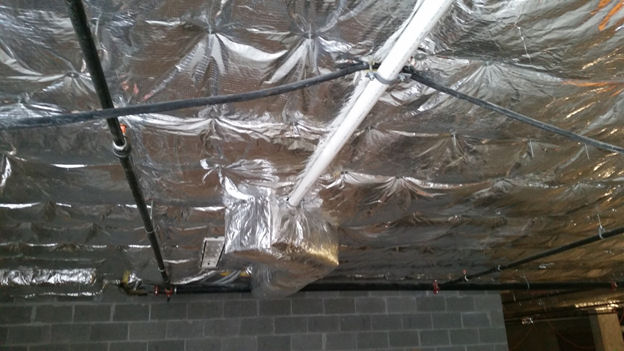radiant barriers southern maryland